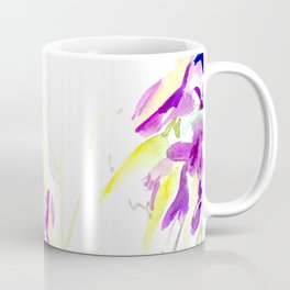 Bumblebee and Flowers floral bee design Coffee Mug