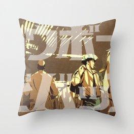 Manga 08 Throw Pillow