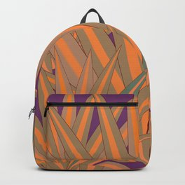 Colorful Agaves Backpack