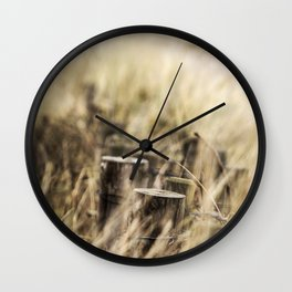 Focus the important things Wall Clock