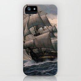 Black Sails iPhone Case