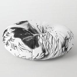 Fracture Floor Pillow