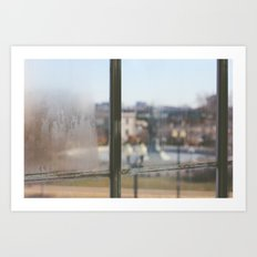 What a View Art Print