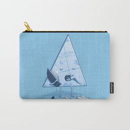 Bermuda triangle Carry-All Pouch