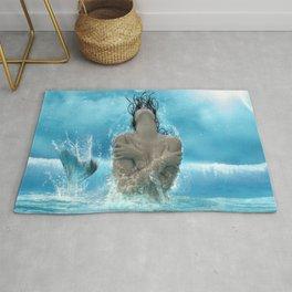 Enchanting Mermaid Rug