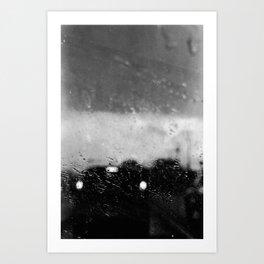 Rain 1 Art Print