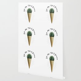 Ice Cream Cactus Lick Me Wallpaper