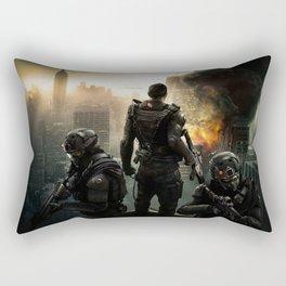 RAINBOW SIX Rectangular Pillow