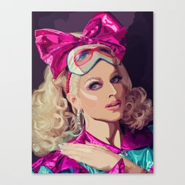 Courtney Act Canvas Print