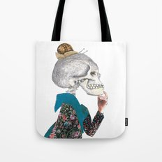 What was the question? Tote Bag