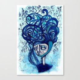 Peculiar Blossom Canvas Print