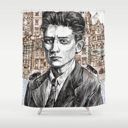 Kafka Shower Curtain