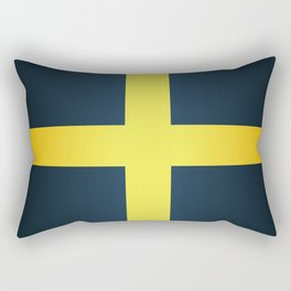 Flag of Saint David Of Wales Rectangular Pillow