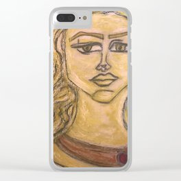 Freya Vanadis Clear iPhone Case
