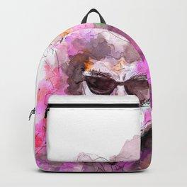 Bob Dylan poet Backpack
