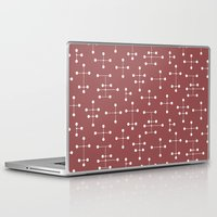 eames Laptop & iPad Skins featuring Eames Era Dots 20 by Makanahele