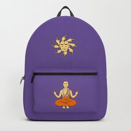 Spiritual peace, unfuck the world ;) Backpack