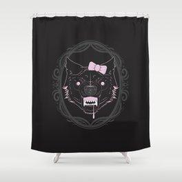 She-wolf Shower Curtain