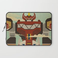 The Mega of the Zords Laptop Sleeve
