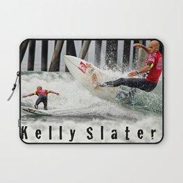 Kelly Slater Surfing Laptop Sleeve
