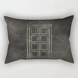 Doctor Who: Tardis Rectangular Pillow