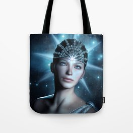 Starlight Beauty Tote Bag