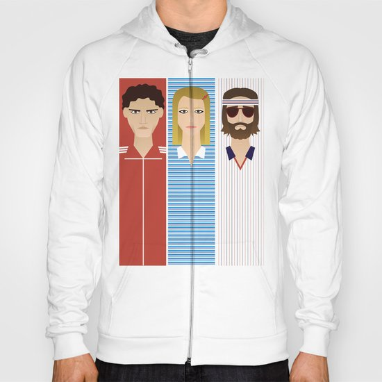 The Children Tenenbaum Hoody