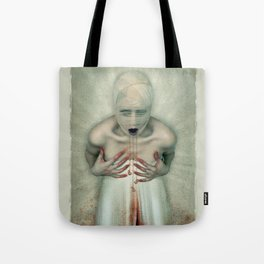 Losing Teeth Tote Bag