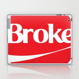 Broke Laptop & iPad Skin