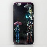 dramatical murder iPhone & iPod Skins featuring Dramatical Murder - My Neighbors... by Lalasosu2