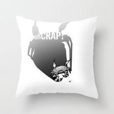 Zodiac CANCER Throw Pillow