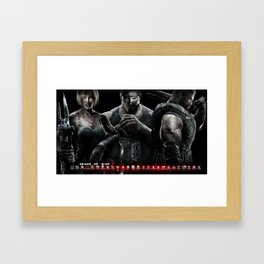 Gears Of War 10 Framed Art Print