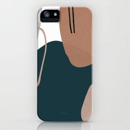 Stone's Throw iPhone Case