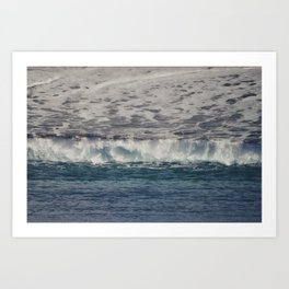 Alas, the Ocean Art Print