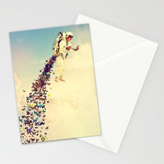 Leave It All Behind Stationery Cards