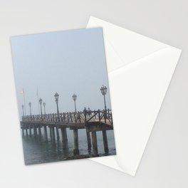 Fog over Malaga Stationery Cards