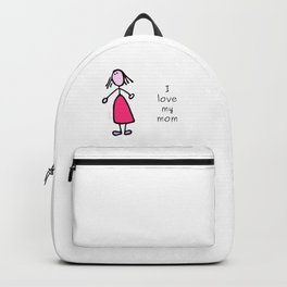 Family Mom Backpack