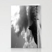 rio de janeiro Stationery Cards featuring High Rio de Janeiro by Bob Pestana