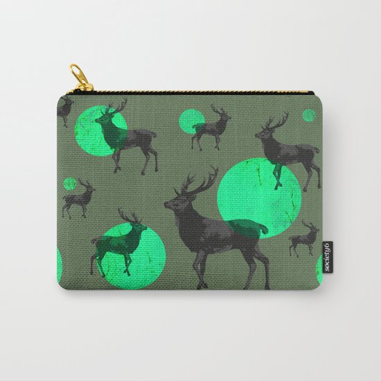 Dear deers - color option Carry-All Pouch