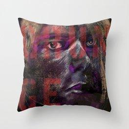 That Grunge Guy Throw Pillow