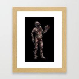 Amnesia - Grunt Framed Art Print