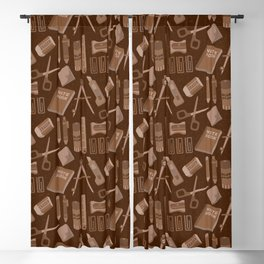 Stationery(Ver.2) Blackout Curtain