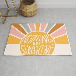 Nothing but Sunshine Rug