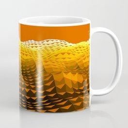 Dune Wave Coffee Mug