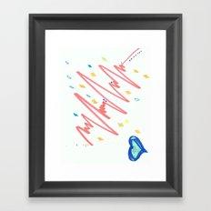 Fine Frenzy  Framed Art Print