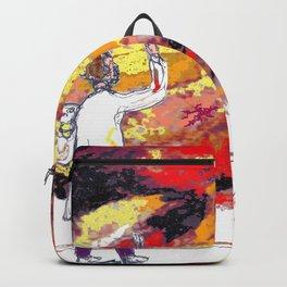 BACH: St Mathew's Passion         by  Kay Lipton Backpack