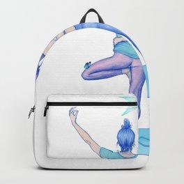 Yogi Love cold colours Backpack