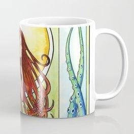 Kelp Forest Mermaid Coffee Mug