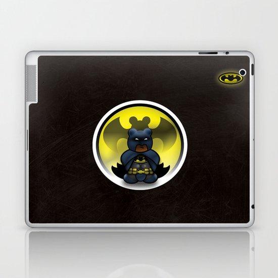 Super Bears - the Moody One Laptop & iPad Skin