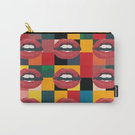 Twelve Mouths Carry-All Pouch